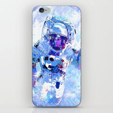 ASTRONAUT:  ALMOST HOME iPhone & iPod Skin