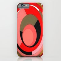 iPhone Cases featuring Circle of Life by Kristine Rae Hanning