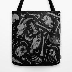 Bones Tote Bag
