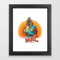 Mr.C Framed Art Print