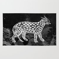 Forest Panther Rug