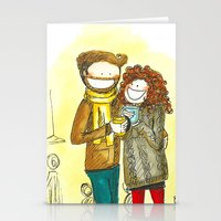 Coffee + Love Stationery Cards