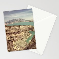 Will lands Stationery Cards