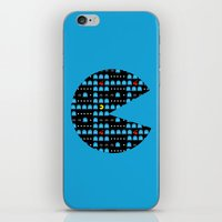Pac Infinite iPhone & iPod Skin