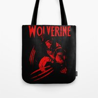 theWOLVERINE Tote Bag