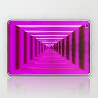 Purple Abyss Laptop & iPad Skin