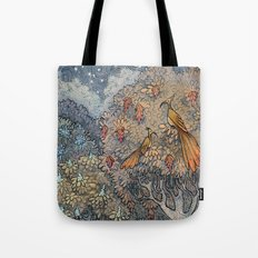 Small secrets of the forest Tote Bag