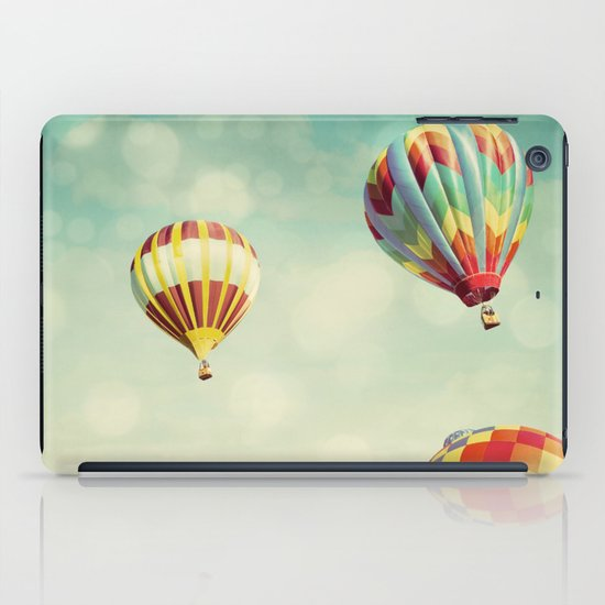 Perfect Dream - Hot Air Balloons iPad Case