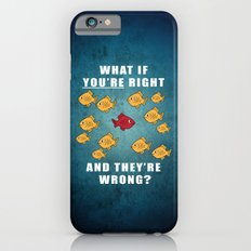Fargo Fish iPhone 6s Slim Case