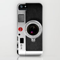 Classic Retro Black Silv… iPhone (5, 5s) Slim Case