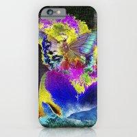 Marilin butterfly dolphin  iPhone 6 Slim Case