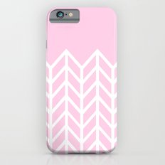 LACE CHEVRON (PINK) Slim Case iPhone 6s