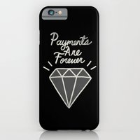 iPhone & iPod Case featuring Diamonds by Alex Solis