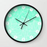 Becho Rays Wall Clock