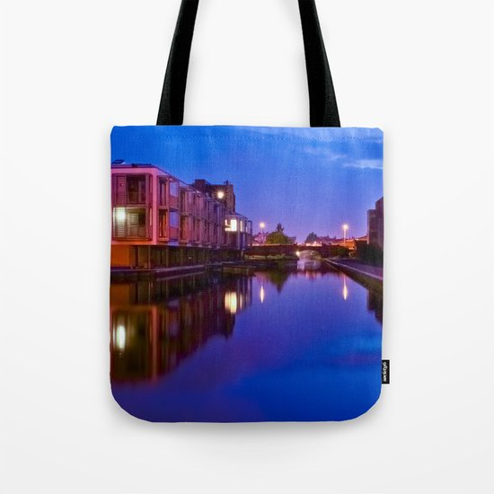 The swans silenced Tote Bag