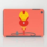 My Ironing Hero! iPad Case
