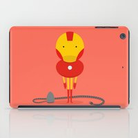 My Ironing Hero! iPad Case