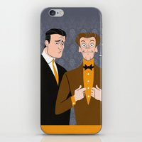 Jeeves And Wooster iPhone & iPod Skin