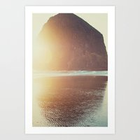 This Is Where I Want To … Art Print