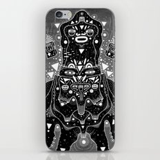 post rammy iPhone & iPod Skin