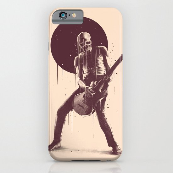 Face Melting iPhone & iPod Case