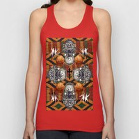 What do you see?.. Unisex Tank Top