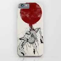 iPhone & iPod Case featuring Japon by Krikoui