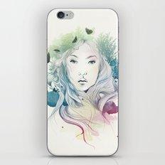 aoki iPhone & iPod Skin