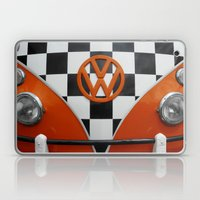 VW Checkers Laptop & iPad Skin