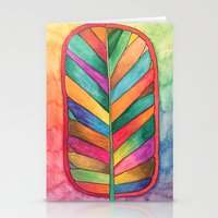 Just Leafy Stationery Cards
