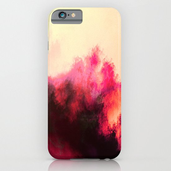 Painted Clouds II iPhone & iPod Case
