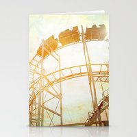 Whimsy Ride Stationery Cards