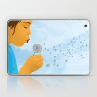 Wishes Laptop & iPad Skin