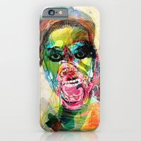 The Human Beast iPhone 6 Slim Case
