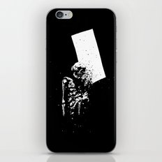 Dark Room #1 iPhone & iPod Skin