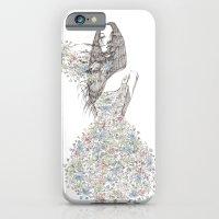 Flower Girl - pattern iPhone 6 Slim Case
