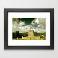 Warrenpoint Castle Framed Art Print