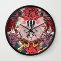 I Couldn't Be Your Friend Wall Clock