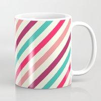 Striped. Mug