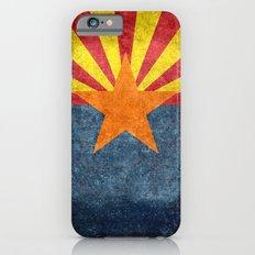 Arizona state flag - vintage retro style Slim Case iPhone 6s