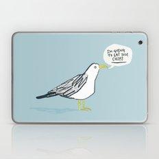 Greedy Gulls Laptop & iPad Skin