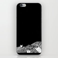 Kitty Kat iPhone & iPod Skin