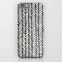 Black Threads iPhone 6 Slim Case