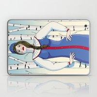 Russian beauty Laptop & iPad Skin