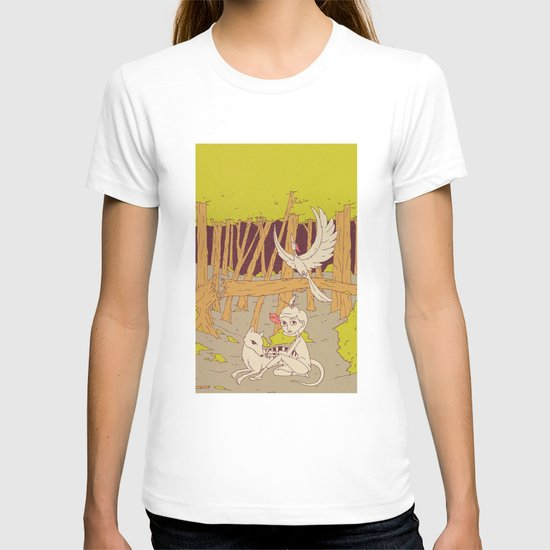 Caelum and the Lost Ones T-shirt