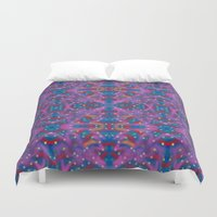 A Night To Remember Kale… Duvet Cover