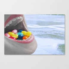 Jellybeans   Canvas Print