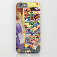 iPhone Cases featuring Candy Maker by Eugenia Loli