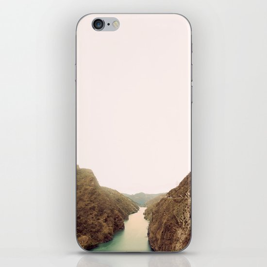 Beas River iPhone & iPod Skin
