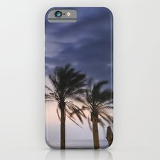 Summer sunset at the beach Slim Case iPhone 6s
